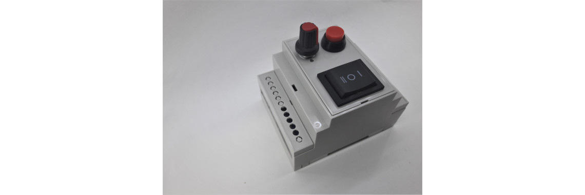 Регулятор оборотов на TDA1085 в корпусе
